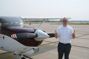 Mike Kindler, Certified Flight Instructor