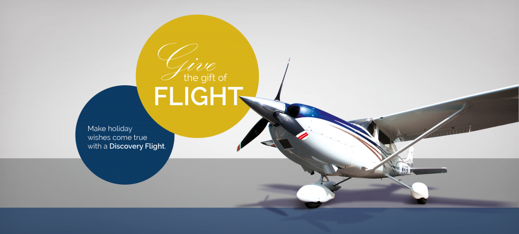 Discovery Flight Holiday Gift