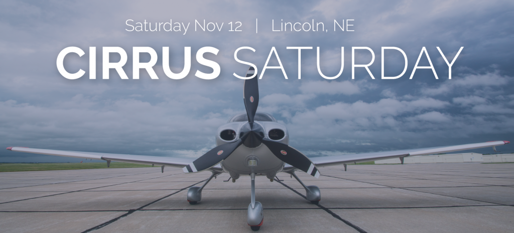 Cirrus Saturday