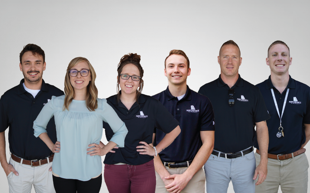 Introducing our newest team members: Keaton, Sarah, Alix, Zach, Matt, and Steve