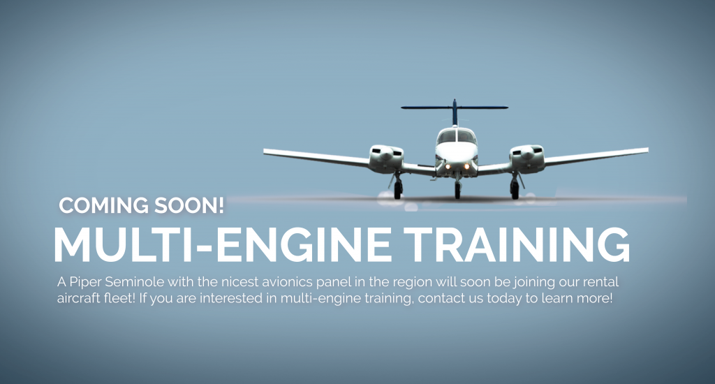 multi-engine aircraft rental