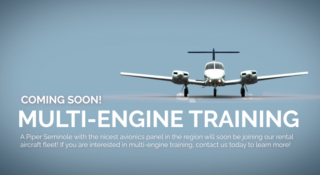 multi-engine training aircraft