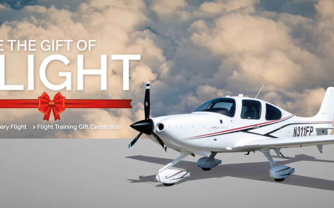 Give the Gift of Flight