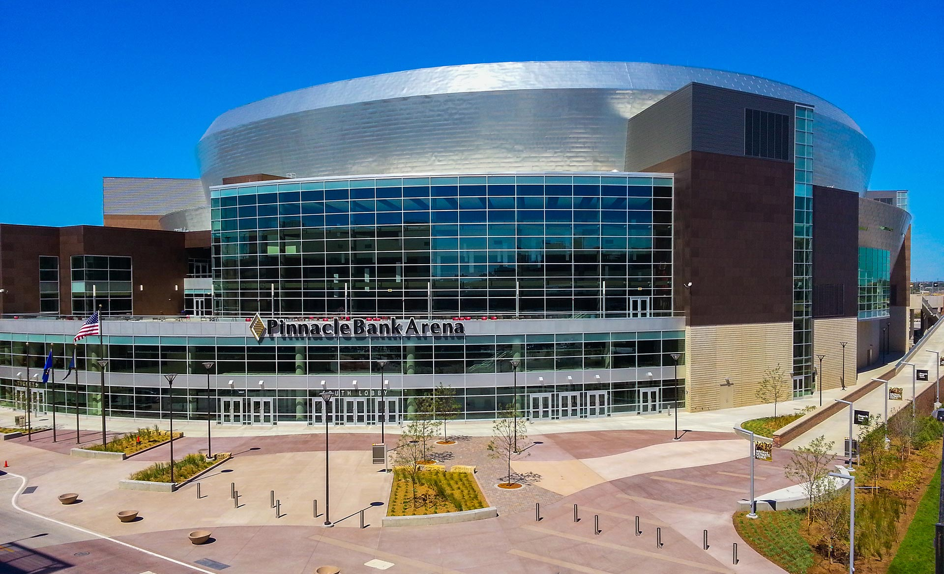 Pinnacle Bank Arena